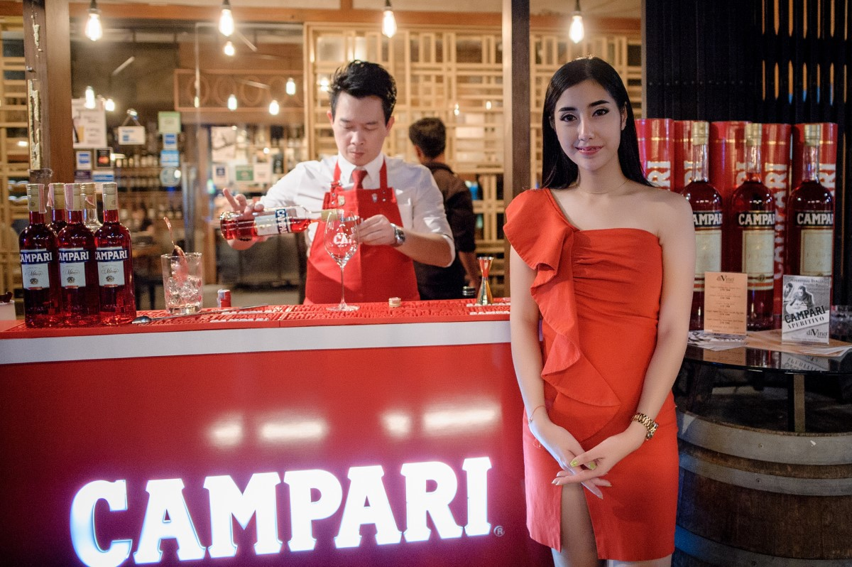 Campari Event at diVino – The Photos